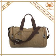 Alibaba China wholesale tote canvas travel bag