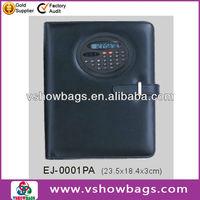 Fashion a5 portfolio case with calculator