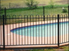 Various types of metal fence and Fencing Design and pool safety fence cost