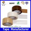 Various Water Proof Bopp Packing Brown Tape