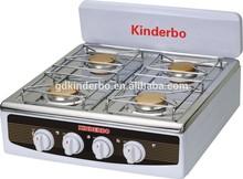 JK-004HHA 4 burner gas cook top
