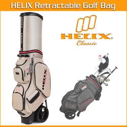 Helix Golf bag,Golf bag with wheels,Golf bag parts