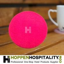 pink drink coasters printing