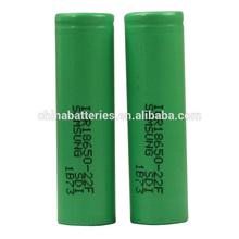 O mais baixo preço samsung de iões de lítio célula de bateria 18650 / samsung sdi 18650 para yamaha bicicleta elétrica