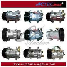 Universal 7H15, 510, 5v16, 505 Auto Car 12v/24v DC Air Conditioning Compressor