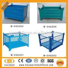Industrial heavy duty metal storage bins for sale