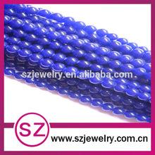 2014 semi precious gemstone beaded chain wholesale
