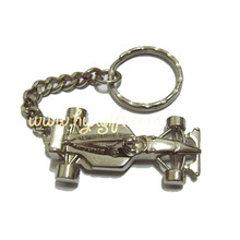 Fancy Customized Car Shaped Top Quality Factory Handwork Zinc Alloy Coined Keychain Keyring profesional Supplier For Promotion