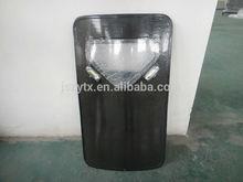 handheld bulletproof ballistic shield