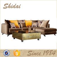 corner sofa set designs, luxury corner sofa, living room furniture sofa set G187B
