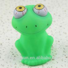 eyes pop out vinyl toys ,plastic googly eyes, stress squeeze toy