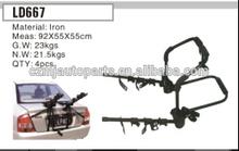 Hot sell universal car bike racks / bike carrier / roof bike carrier for car