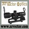 Vector Optics Side Red Green Illumination Carry Handle See-through Moun Optical 3-9x40 Rifle Scope/Riflescope