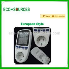 2014 hot selling kill a watt energy meter box