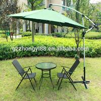 BRAND Cheap waterproof two Folding beach umbrella