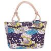 2015 hot sell fashion canvas mock up shopping bag