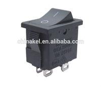 Waterproof electrical rocker switch for electrical recliner KEL-601A101053BB