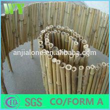 natural eco-friendly bamboo border fence bamboo yard fencing
