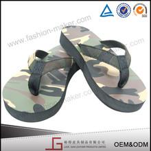 ODM & OEM High Quality Printed EVA Slipper, Latest Design Cheap Man Slipper