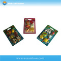 promotionnels personnalisés mignon différents fruits en forme de gomme à effacer