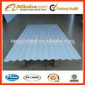 precio competitivo hoja de acero corrugado para techos de metal