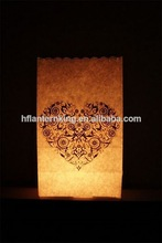 Wonderfully romantic for your outdoor activities candle bags
