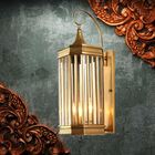 GZ50062-3W New copper material brass wall lamparas