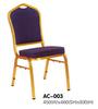 New design aluminium stacking banquet chair furniture