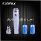 S-Body ego vv battery VV-No1 china wholesale new product e-cigarette