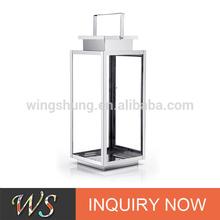 stainless steel pillar lantern, fashion design!