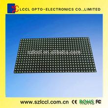1/16 scanning indoor led display P6 module resolution 32*16 dots