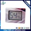 Electrónico de pollo incubadora termómetro higrómetro made in china