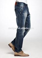 Wholesale Moustache Loose Comfortable Jeans