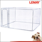 Hot-sale 7.5x7.5x4ft large chain link kennel cheap dog runs