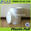 18l balde plástico/balde para lubrificantes
