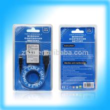 Zt ricarica batteria al litio 3.7v 1000mah per PS4 controller wireless