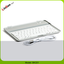 For mini iPad keyboard protector case, bluetooth keyboard for iPad mini