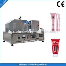 Factory Price Ultrasonic Plastics Tube Sealing Machine/Ultrasonic Welding PE, Lamination, Cosmetic, Pharmacal Tubes