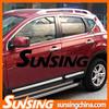 4x4 car chrome accessories door wheel nissan qashqai chrome