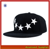 HX276/custom flat brim snapback hats/custom 5 panel cap snapback flat bill