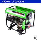 4200W rated power diesel generator LF5500DG