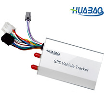 2014 gsm police car tracker with G-fence and speed limit