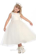 2014 venta al por mayor de alta calidad de cenicienta vestidos para niñas