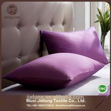 Bright color cotton pillow