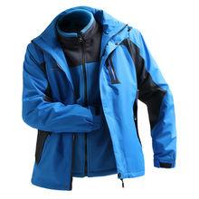 nylon waterproof outdoor jacket for hiking, windbreaker jacket