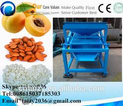 2015 best selling almond breaking machine