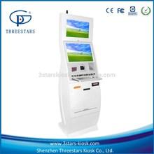 mutiple funciton self service government terminal/kiosk manufacturer