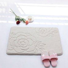 for cat cutting mat/Memory foam bath mat_ Qinyi