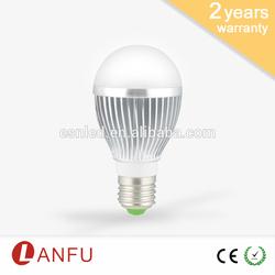 led Aluminum bulbs lamp &12w warm bulb light led