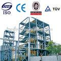 La contaminación- libre de destilación de biodiesel con equipos de nueva patente